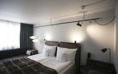 Brandlarmet SecuriFire skyddar Clarion Hotel Amaranten