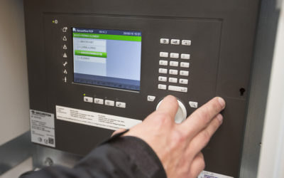 SecuriFire – bästa brandlarmet för Levins Elektriska